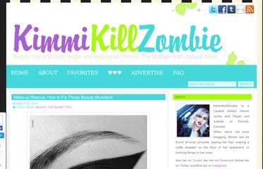 http://kimmikillzombie.killer-cosmetics.com/2011/08/make-up-rescue-how-to-fix-those-beauty-blunders/#more-2932
