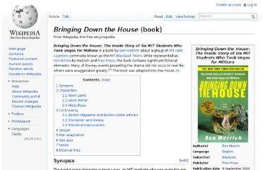 http://en.wikipedia.org/wiki/Bringing_Down_the_House_(book)