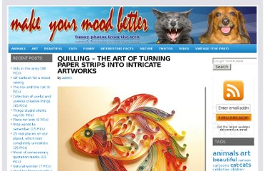 http://funnypagenet.com/quilling-the-art-of-turning-paper-strips-into-intricate-artworks/