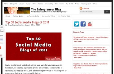 http://www.evancarmichael.com/blog/2011/08/30/top-50-social-media-blogs-of-2011/