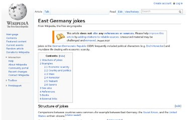 http://en.wikipedia.org/wiki/East_Germany_jokes
