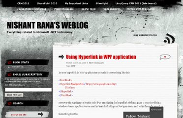 http://nishantrana.wordpress.com/2009/03/26/using-hyperlink-in-wpf-application/