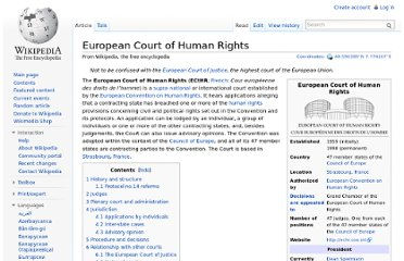 http://en.wikipedia.org/wiki/European_Court_of_Human_Rights