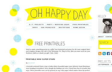 http://ohhappyday.com/category/free-printables/