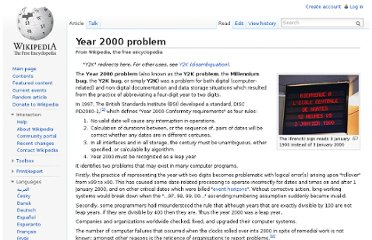 http://en.wikipedia.org/wiki/Year_2000_problem