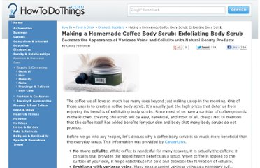 http://www.howtodothings.com/fashion-personal-care/how-to-make-a-coffee-body-scrub