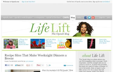 http://www.oprah.com/blogs/Recipe-Sites-That-Make-Weeknight-Dinners-a-Breeze?SiteID=Stumble-recipe-sites-weeknigh-dinners