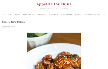 http://appetiteforchina.com/recipes/general-tsos-chicken/