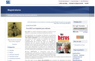 http://magistratures.20minutes-blogs.fr/archive/2009/04/09/eva-joly-magistrat-pas-ordinaire.html