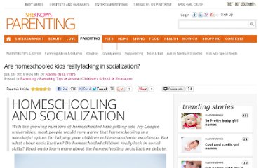 http://www.sheknows.com/parenting/articles/829839/are-homeschooled-kids-really-lacking-in-socialization