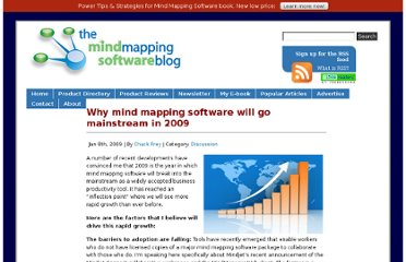 http://mindmappingsoftwareblog.com/why-mind-mapping-software-will-go-mainstream-in-2009/