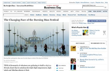 http://www.nytimes.com/2011/08/28/business/growing-pains-for-burning-man-festival.html