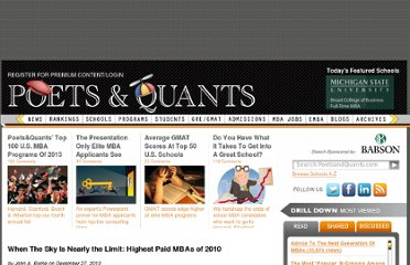http://poetsandquants.com/2010/12/27/when-the-sky-is-nearly-the-limit-highest-paid-mbas-of-2010/