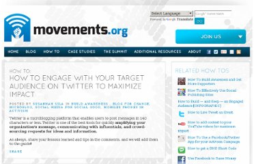http://www.movements.org/how-to/entry/maximize-your-impact-using-twitter/