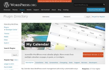 http://wordpress.org/extend/plugins/my-calendar/