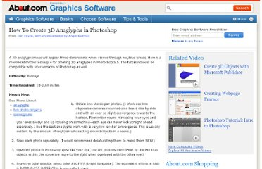 http://graphicssoft.about.com/cs/photoshop/ht/3danaglyph.htm