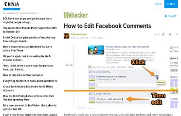 http://lifehacker.com/5783118/how-to-edit-facebook-comments