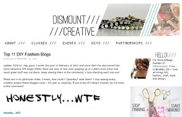 http://www.dismountcreative.com/top-11-diy-fashion-blogs