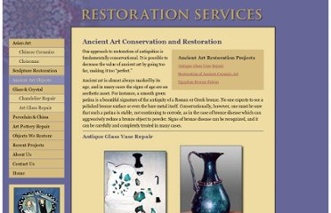 http://www.restorationservices.com/ancient-art.html