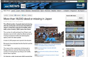 http://www.abc.net.au/news/2011-03-17/more-than-14000-dead-or-missing-in-japan/2654160
