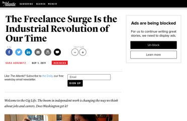 http://www.theatlantic.com/business/archive/2011/09/the-freelance-surge-is-the-industrial-revolution-of-our-time/244229/