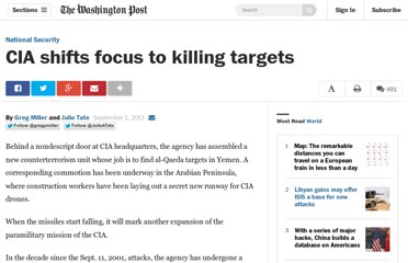 http://www.washingtonpost.com/world/national-security/cia-shifts-focus-to-killing-targets/2011/08/30/gIQA7MZGvJ_story.html