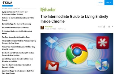 http://lifehacker.com/5796224/the-intermediate-guide-to-living-entirely-inside-chrome