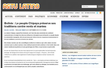 http://www.actulatino.com/2010/09/12/bolivie-le-peuple-chipaya-preserve-ses-traditions-contre-vents-et-marees/