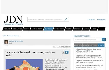 http://www.journaldunet.com/economie/services/tourisme-en-france/