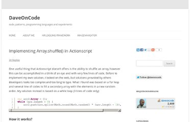 http://www.daveoncode.com/2009/01/08/implementing-arrayshuffle-in-actionscript/