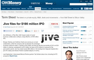 http://finance.fortune.cnn.com/2011/08/24/jive-files-for-100-million-ipo/