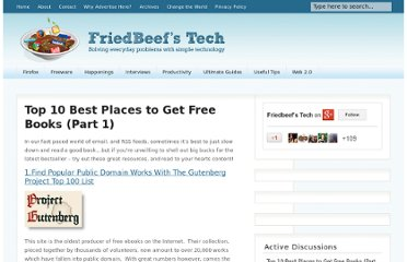 http://www.friedbeef.com/top-10-best-places-to-get-free-books-part-1/