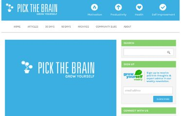 http://www.pickthebrain.com/blog/how-to-motivate-yourself/