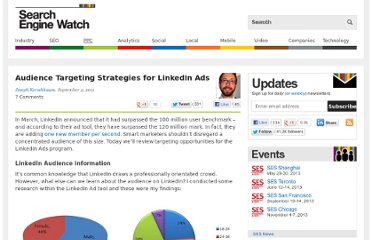 http://searchenginewatch.com/article/2106145/Audience-Targeting-Strategies-for-LinkedIn-Ads