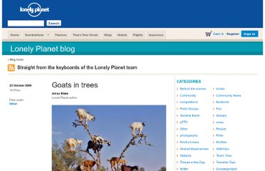http://www.lonelyplanet.com/blog/2009/10/23/goats-in-trees/