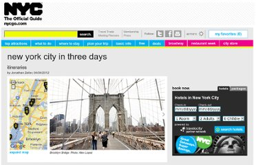 http://www.nycgo.com/articles/new-york-city-in-three-days