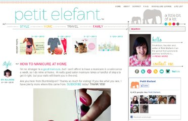 http://petitelefant.com/how-to-manicure-at-home/