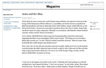 http://www.nytimes.com/2003/08/17/magazine/arms-and-the-man.html