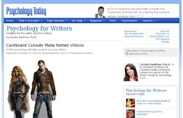 http://www.psychologytoday.com/blog/psychology-writers/201010/cardboard-cutouts-make-rotten-villains