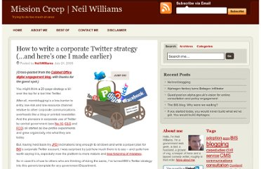 http://neilojwilliams.net/missioncreep/2009/how-to-write-a-corporate-twitter-strategy-and-heres-one-i-made-earlier/