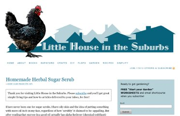 http://littlehouseinthesuburbs.com/2008/11/homemade-herbal-sugar-scrub.html