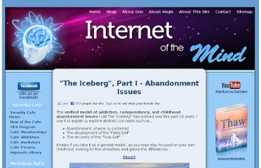 http://www.internet-of-the-mind.com/abandonment.html