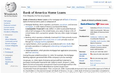 http://en.wikipedia.org/wiki/Bank_of_America_Home_Loans