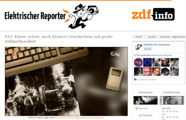 http://www.elektrischer-reporter.de/phase3/video/247/