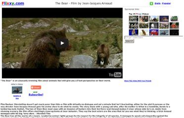 http://www.flixxy.com/bear-animal-nature-film.htm