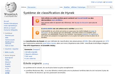 http://fr.wikipedia.org/wiki/Syst%C3%A8me_de_classification_de_Hynek
