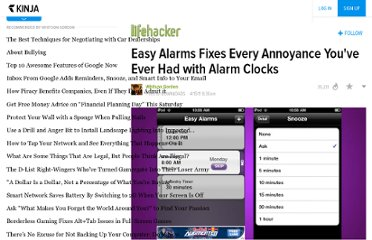 http://lifehacker.com/5792442/easy-alarms-fixes-every-annoyance-youve-ever-had-with-alarm-clocks