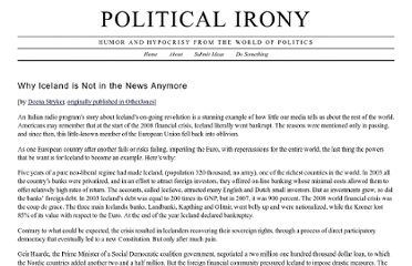 http://politicalirony.com/2011/08/24/why-iceland-is-not-in-the-news-anymore/