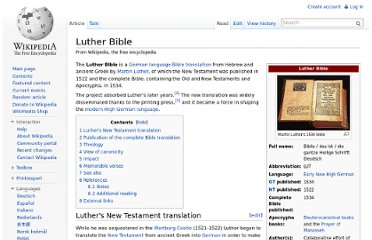 http://en.wikipedia.org/wiki/Luther_Bible