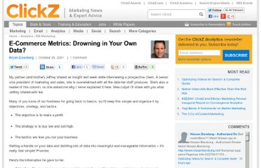 http://www.clickz.com/clickz/column/1698264/e-commerce-metrics-drowning-your-own-data